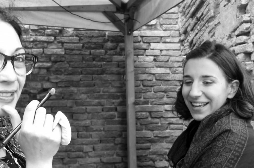 Giulia Miorelli e N. Noè