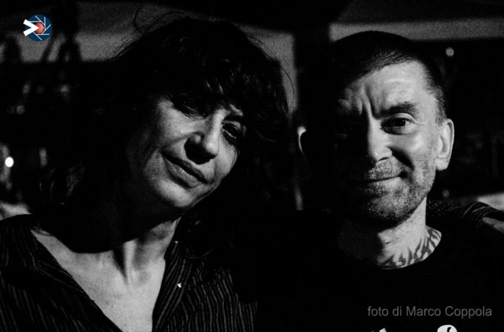 con Giampaolo Casarini