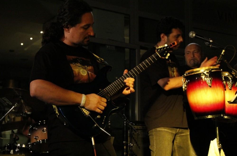 live at Opera Cafè Budrio