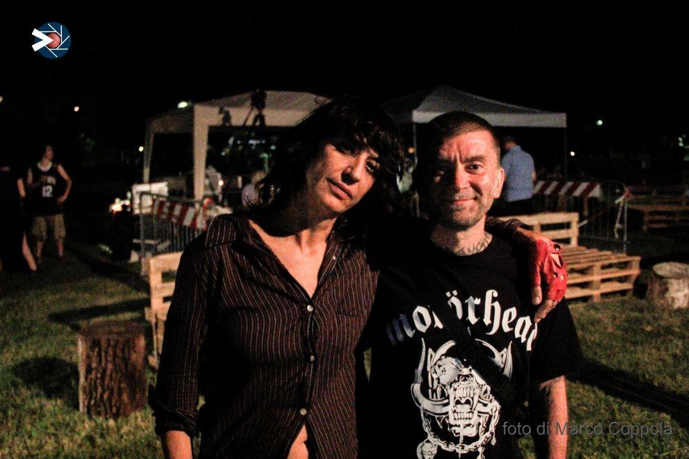 con G.Casarini